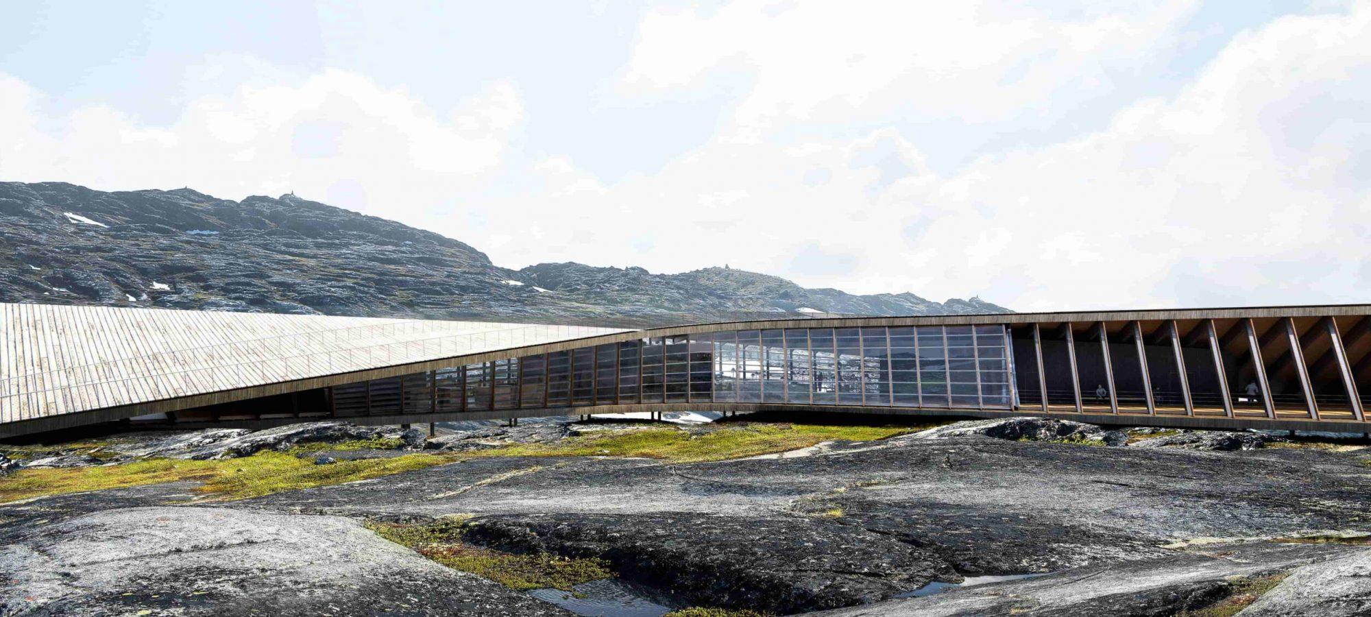 Dorte Mandrup Icefjord Center TheBridge Update v3 copyright@www.mir-min